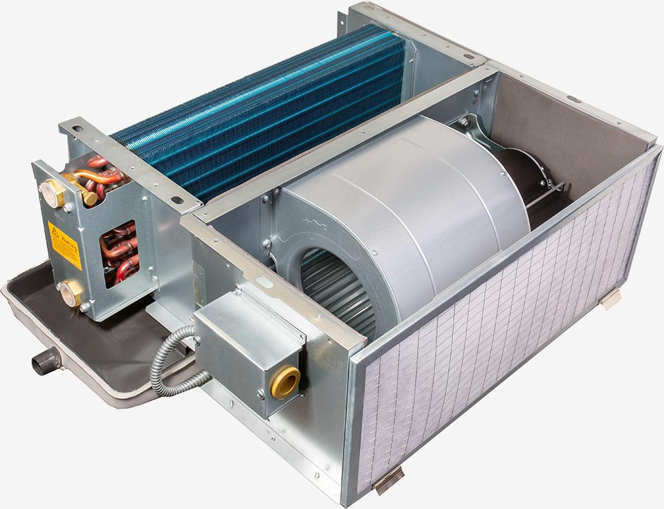 CN ducted fan coil