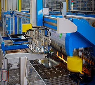 Production Line Robot Finn Power